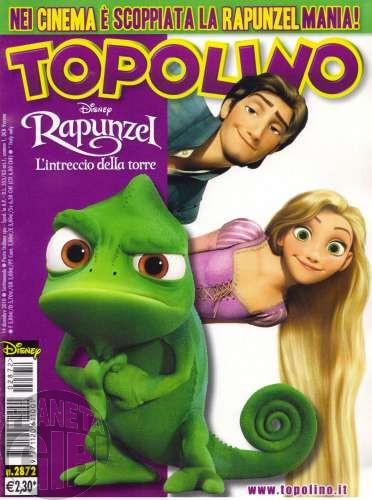 Topolino nº 2872 dez/2010 - Paperinik