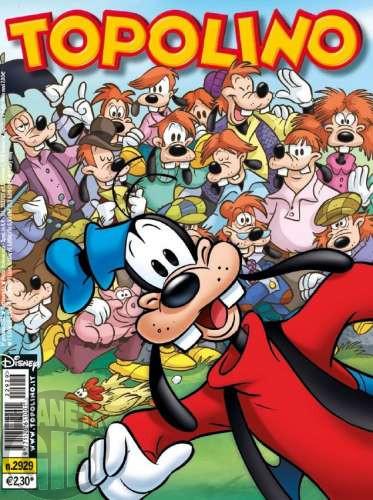 Topolino nº 2929 jan/2012