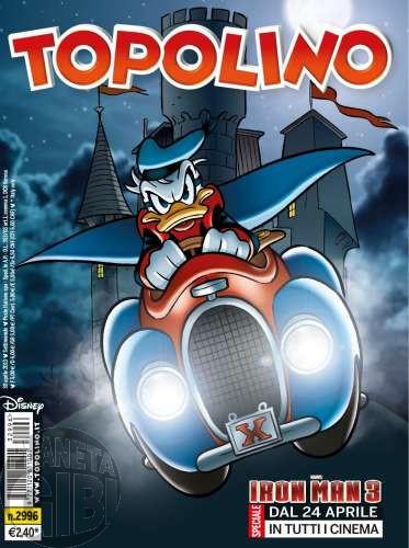 Topolino nº 2996 abr/2013 - Paperinik