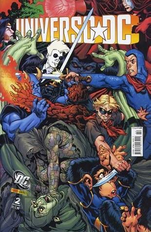Universo DC [Panini - 1ª série] nº 002 jul/2007
