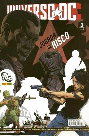 Universo DC [Panini - 1ª série] nº 003 ago/2007
