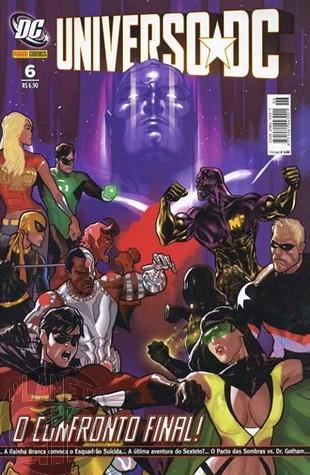 Universo DC [Panini - 1ª série] nº 006 nov/2007