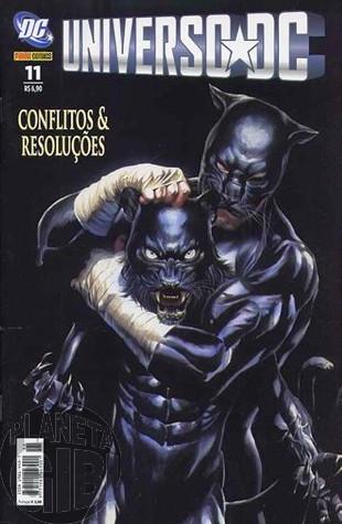 Universo DC [Panini - 1ª série] nº 011 abr/2008