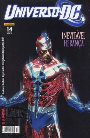 Universo DC [Panini - 1ª série] nº 014 jul/2008