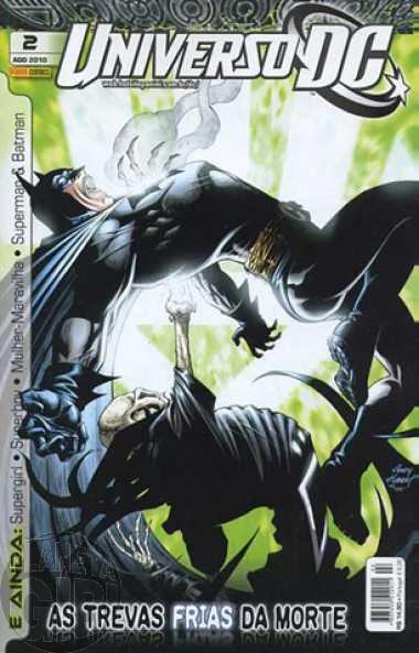 Universo DC [Panini - 2ª série] nº 002 ago/2010