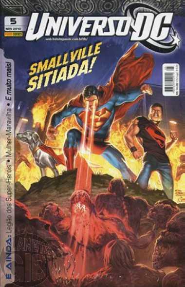 Universo DC [Panini - 2ª série] nº 005 nov/2010