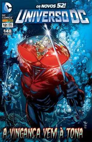 Universo DC [Panini - 3ª série] nº 012 mai/2013