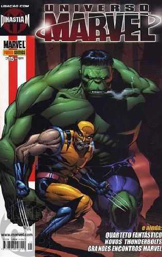 Universo Marvel [Panini - 1ª série] nº 015 set/2006
