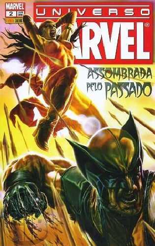 Universo Marvel [Panini - 2ª série] nº 002 jun/2010