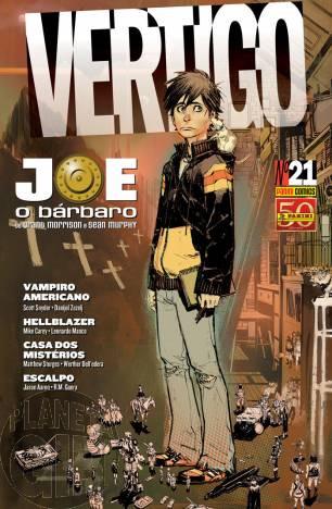 Vertigo [Panini - 1ª série] nº 021 ago/2011