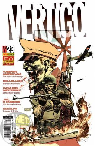 Vertigo [Panini - 1ª série] nº 023 out/2011