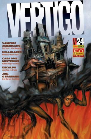 Vertigo [Panini - 1ª série] nº 024 nov/2011