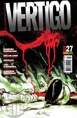 Vertigo [Panini - 1ª série] nº 027 fev/2012