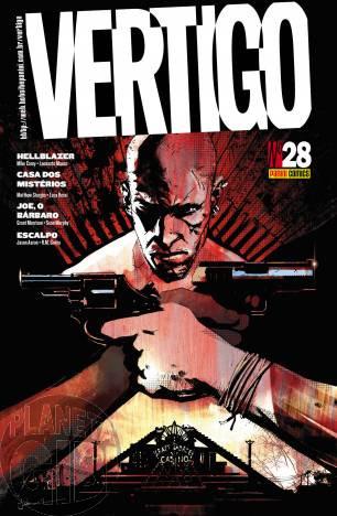 Vertigo [Panini - 1ª série] nº 028 mar/2012