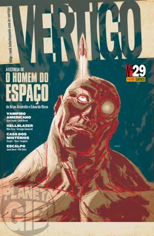 Vertigo [Panini - 1ª série] nº 029 abr/2012