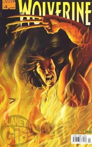 Wolverine [Panini - 1ª série] nº 005 abr/2005