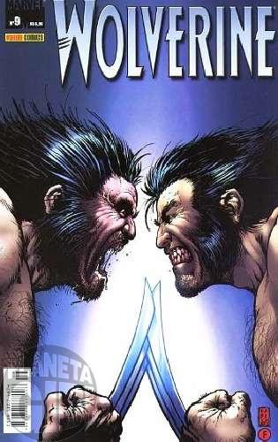 Wolverine [Panini - 1ª série] nº 009 ago/2005