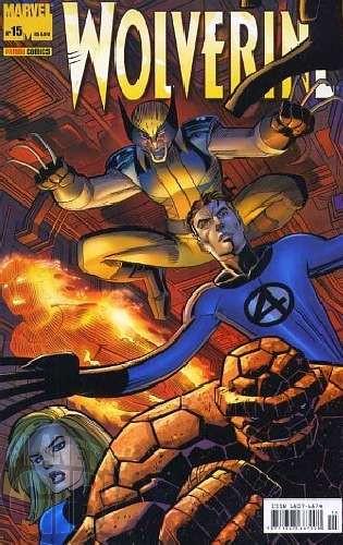 Wolverine [Panini - 1ª série] nº 015 fev/2006
