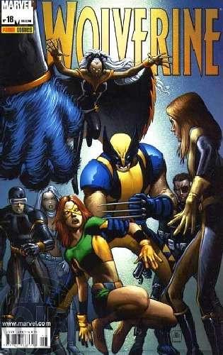 Wolverine [Panini - 1ª série] nº 018 mai/2006