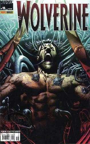 Wolverine [Panini - 1ª série] nº 019 jun/2006