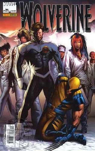 Wolverine [Panini - 1ª série] nº 021 ago/2006