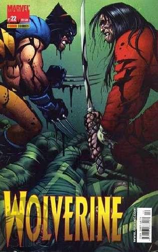 Wolverine [Panini - 1ª série] nº 022 set/2006
