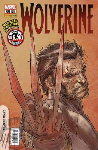 Wolverine [Panini - 1ª série] nº 066 mai/2010