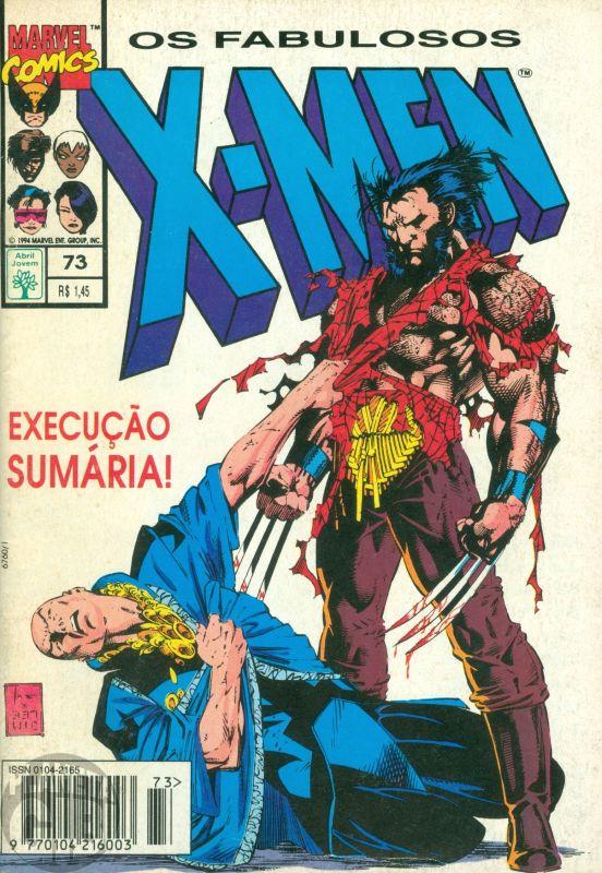 X-Men [Abril - 1ª série] nº 073 nov/1994