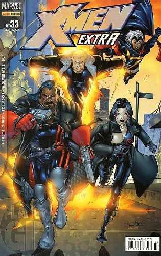 X-Men Extra [Panini - 1ª série] nº 033
