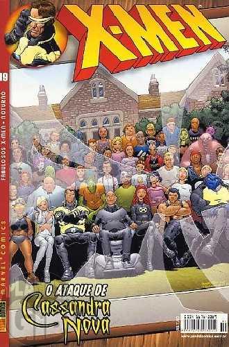 X-Men [Panini - 1ª série] nº 019 jul/2003