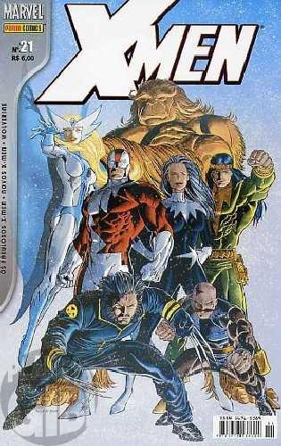 X-Men [Panini - 1ª série] nº 021 set/2003