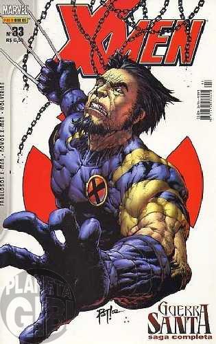 X-Men [Panini - 1ª série] nº 033 set/2004