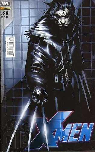 X-Men [Panini - 1ª série] nº 034 out/2004