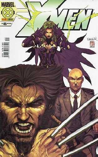 X-Men [Panini - 1ª série] nº 045 set/2005