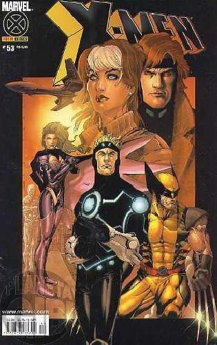 X-Men [Panini - 1ª série] nº 053 mai/2006