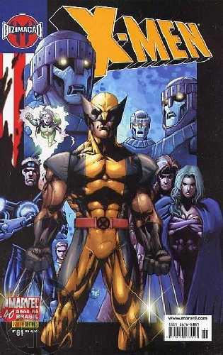 X-Men [Panini - 1ª série] nº 061 jan/2007