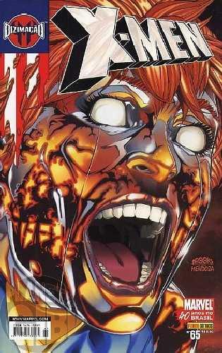 X-Men [Panini - 1ª série] nº 065 mai/2007