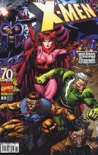 X-Men [Panini - 1ª série] nº 089 mai/2009
