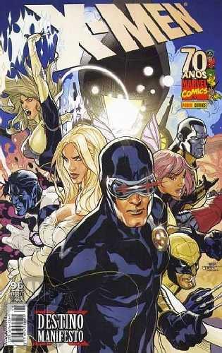X-Men [Panini - 1ª série] nº 096 dez/2009