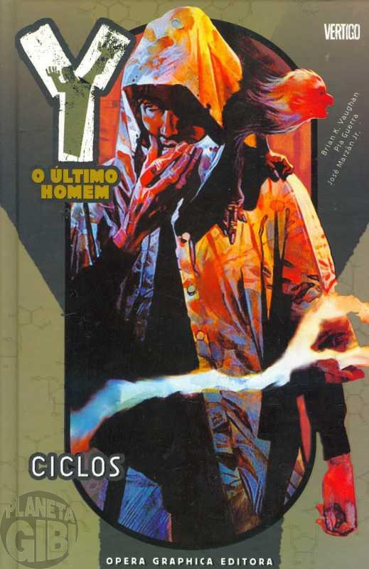 Y O Último Homem [Opera Graphica] nº 002 dez/2006 - Ciclos - Capa Dura