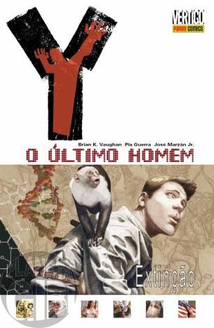 Y O Último Homem [Panini - 1ª série] nº 001 set/2009