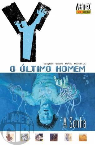 Y O Último Homem [Panini - 1ª série] nº 004 dez/2010
