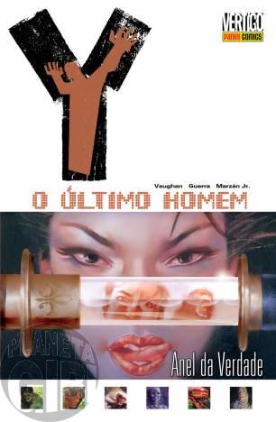 Y O Último Homem [Panini - 1ª série] nº 005 abr/2011
