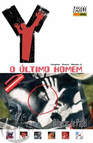 Y O Último Homem [Panini - 1ª série] nº 007 nov/2011