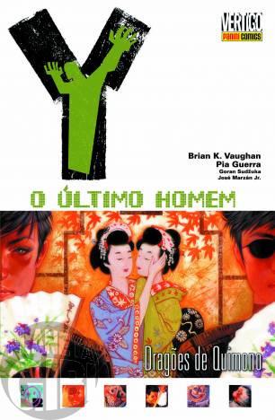 Y O Último Homem [Panini - 1ª série] nº 008 mar/2012