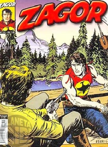 Zagor [Mythos] nº 131 fev/2012