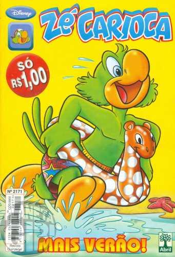Zé Carioca nº 2171 jan/2001
