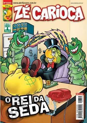 Zé Carioca nº 2352 out/2010