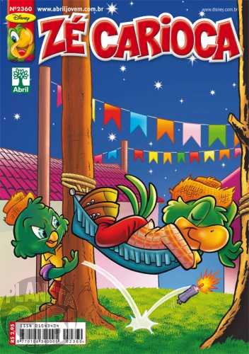 Zé Carioca nº 2360 jun/2011