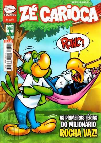 Zé Carioca nº 2390 nov/2013